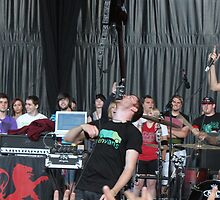 Enter Shikari: Warped Tour '10 by Craig DeRuyter