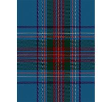 00339 Louth County District Tartan Photographic Print
