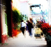 Downtown Daylesford by Chris Armytage™