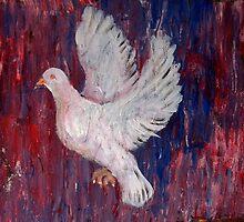 The Dove by Kostas Koutsoukanidis