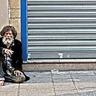 Homeless in Paris #1 by Craig DeRuyter