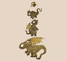 Dragon metamorphosis Unisex T-Shirt