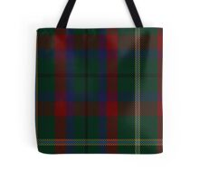 00341 Mayo County District Tartan Tote Bag