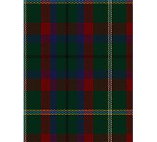 00341 Mayo County District Tartan Photographic Print