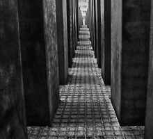 Jewish Memorial by KChisnall