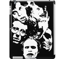 Zombie Icons iPad Case/Skin