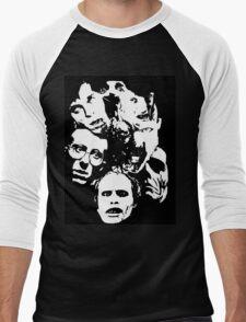 Zombie Icons Men's Baseball ¾ T-Shirt