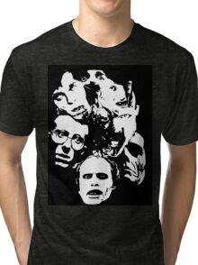 Zombie Icons Tri-blend T-Shirt