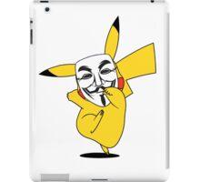 Anonymouse iPad Case/Skin
