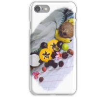 Fruit with Cocoanut iPhone Case/Skin