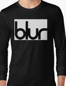 Blur Band  Long Sleeve T-Shirt