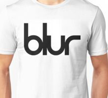 Blur Band  Unisex T-Shirt