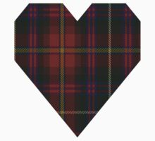 00343 Meath County District Tartan  One Piece - Long Sleeve