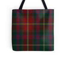 00343 Meath County District Tartan  Tote Bag
