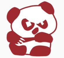 My Heart is a Jealous Panda by Matthew Bagshaw