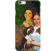 If I Only Had a Brain iPhone Case/Skin
