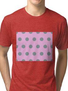 Simple Dot - 134 Tri-blend T-Shirt