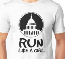 Run Like A Girl Unisex T-Shirt