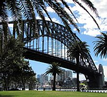 Sydney Harbor Bridge by © Loree McComb