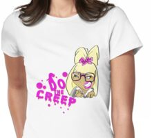 DotheCreep Womens Fitted T-Shirt