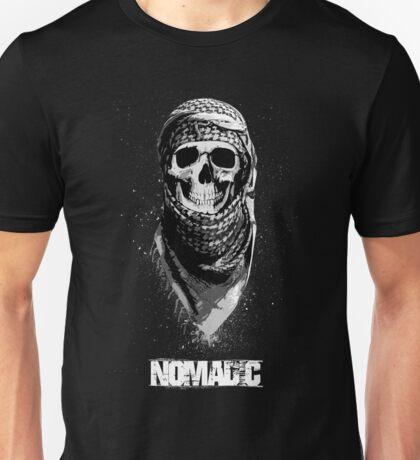 The 100 - Nomadic Grounders Black Unisex T-Shirt