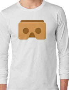 Google Cardboard - virtual reality Long Sleeve T-Shirt
