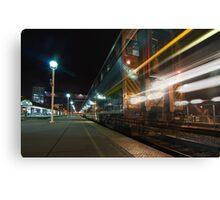 Night Train No. 8312 Canvas Print
