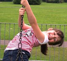 Carefree by BevsDigitalArt