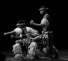 Memeza Zulu Dancers by peaceofthenorth