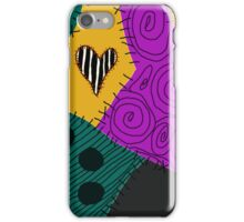 Sally's New Patch iPhone Case/Skin