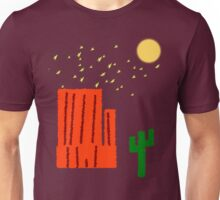 The Desert At Night Unisex T-Shirt