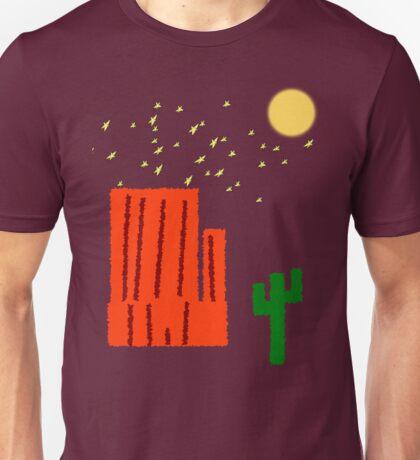 The Desert At Night Unisex T-Shirt