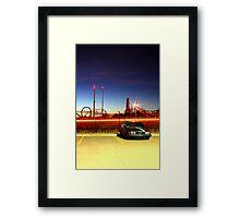BMW OKC Framed Print