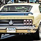 Mustang Boss III by Jeanie93