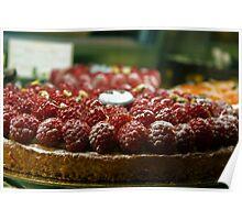 Raspberry Cake :) Poster