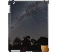 The Hills Hoist By Night iPad Case/Skin