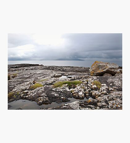 Galway Bay, West of Ireland Photographic Print