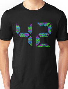 42, The Meaning of Life Unisex T-Shirt