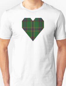 00344 Westmeath District Tartan  T-Shirt