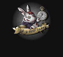 The White Zombie Rabbit Unisex T-Shirt
