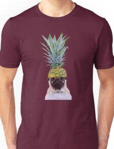 Pug Pineapple Unisex T-Shirt