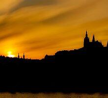 Golden Prague by Barry Madden