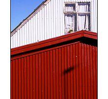 Red Window by WesKingston