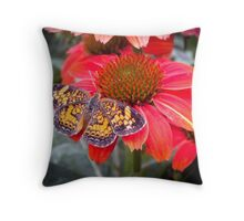 Those Colors!  Throw Pillow