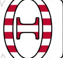 Beta Theta Pi America Sticker