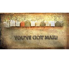 You've Got Mail Photographic Print
