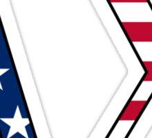 Delta Chi America Sticker