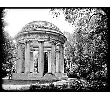 WW I Memorial Photographic Print