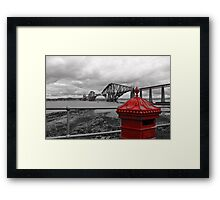 Red Postbox Framed Print