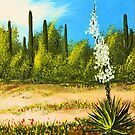 Springtime in the Desert * by James Lewis Hamilton